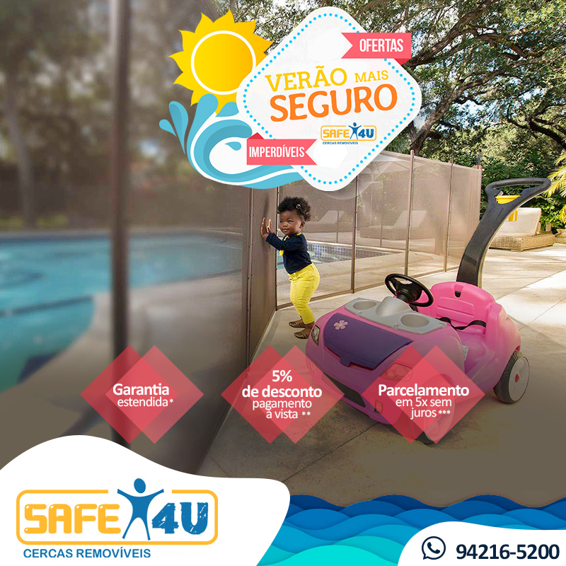 Verão mais seguro da Safe For You